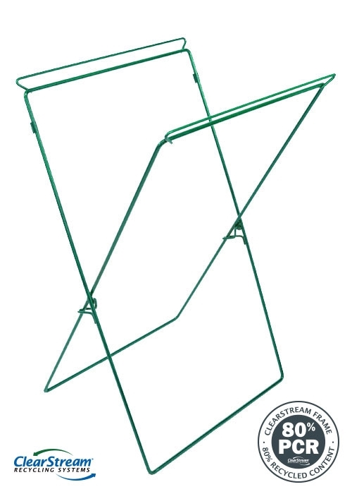 ClearStream Frames - Green