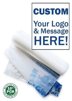 ClearStream Recycling Bags (Custom Printed)