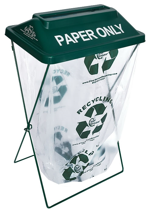 ClearStream PaperMax Container