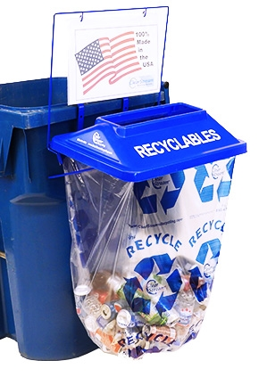 The SideKick, Instant Recycling Station, 5-Pack Offer
