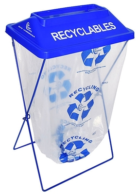 Single Stream ClearStream Recycling Container