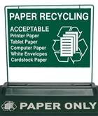 ClearStream Billboard Sign Kit (Green)