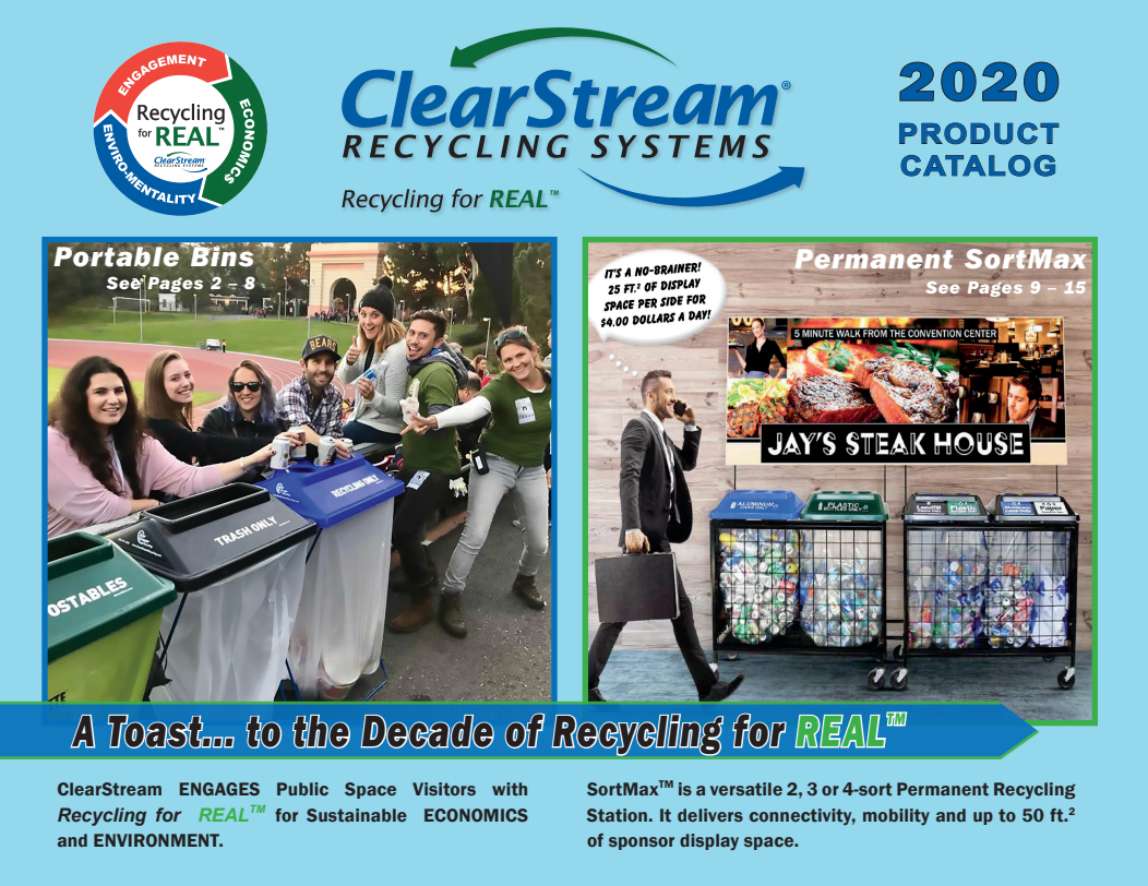 2019 Recycling Catalog