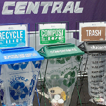 Containers and Recycling Tips